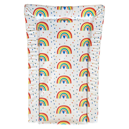 Obaby Changing Mat - Rainbow Multicolour
