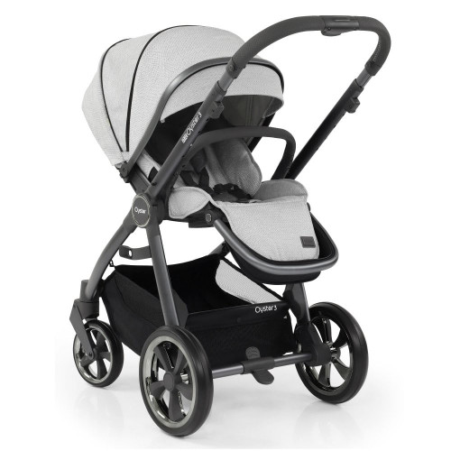 Babystyle Oyster 3 Pushchair - City Grey Chassis/Tonic