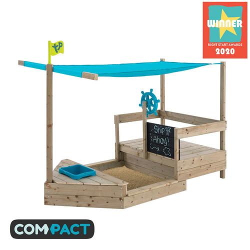 TP Toys Ahoy Wooden Playboat