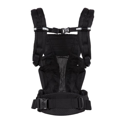 Ergobaby Omni Breeze Carrier - Onyx Black