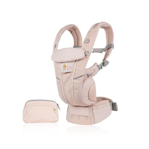 Ergobaby Omni Breeze Carrier - Pink Quartz