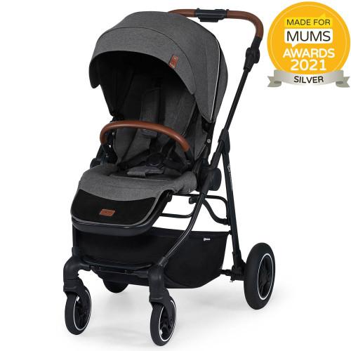 Kinderkraft All Road Stroller - Ash Grey