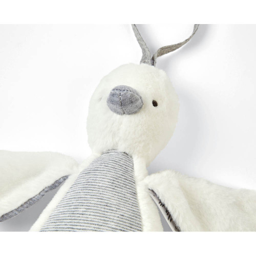 Mamas & Papas Chime Duck Grey Activity Toy