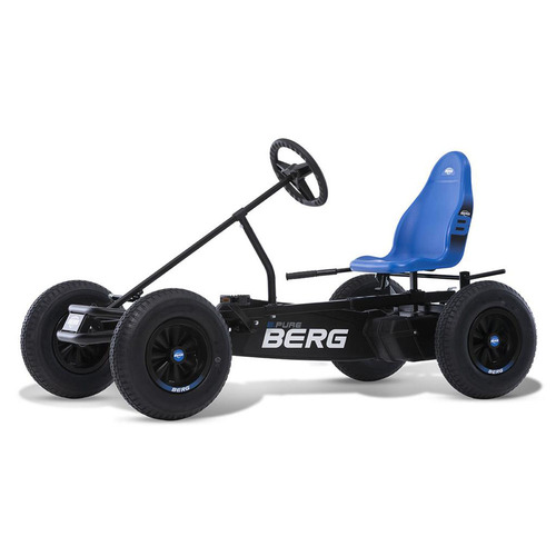 BERG Classic Go-kart - Pure Blue BFR