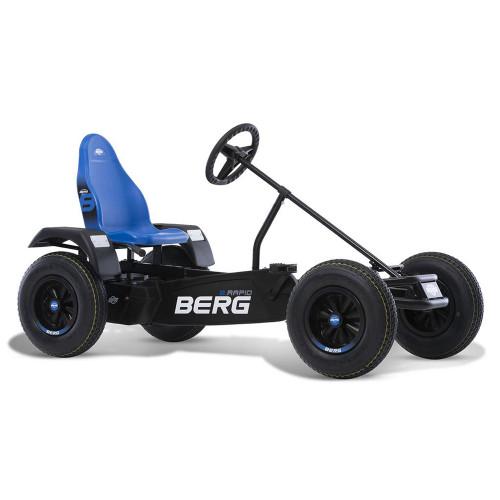BERG Classic Go-kart - Rapid Blue BFR
