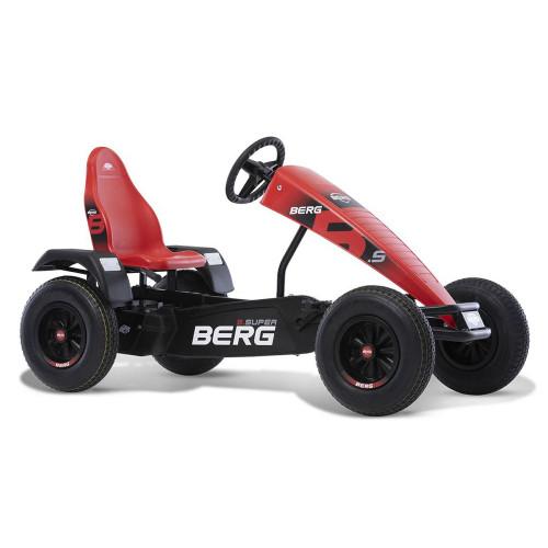 BERG Classic Go-kart - Super Red BFR