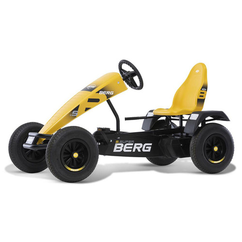 BERG Classic Go-kart - Super Yellow BFR