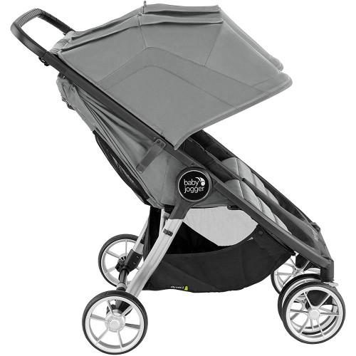 Baby Jogger City Mini 2 Double - Slate