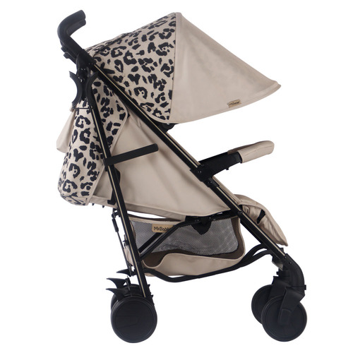 My Babiie MB51 Stroller - Dani Dyer Fawn Leopard