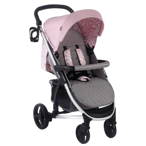 My Babiie MB200 Pushchair - Dani Dyer Pink & Grey Marble