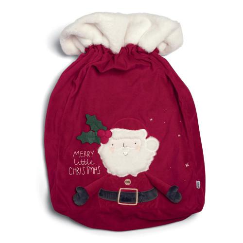 Mamas & Papas Large Sack - Santa 2021