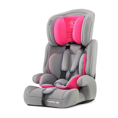 Kinderkraft Comfort Up Car Seat - Pink