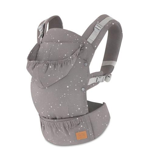 Kinderkraft Huggy Baby Carrier - Grey