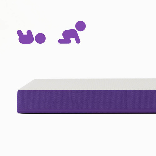 SnuzSurface Duo Dual Sided Cot Bed Mattress (68 x 117)