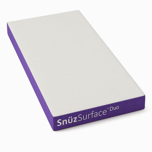 SnuzSurface Duo Dual Sided Cot Bed Mattress (70 x 140)