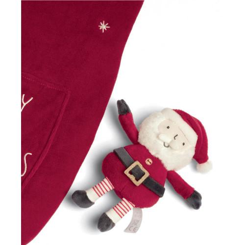 Mamas & Papas Stocking Large - Santa 2021