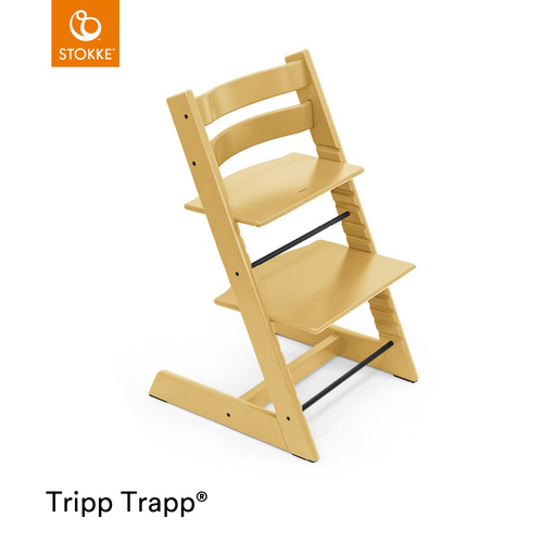Stokke® Tripp Trapp® + Baby Set - Sunflower Yellow