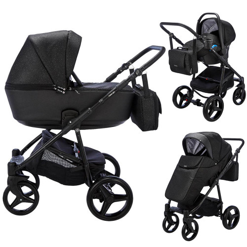 Mee-Go Santino Special Edition Travel System - Galaxy