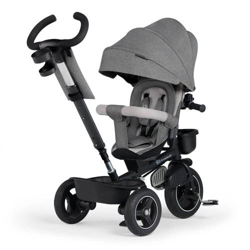 Kinderkraft Spinstep Tricycle - Platinum Grey