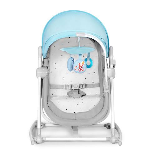 Kinderkraft Unimo Up 5-in-1 Cradle - Light Blue