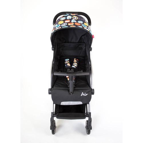 Familidoo Air Pushchair - Panda Black