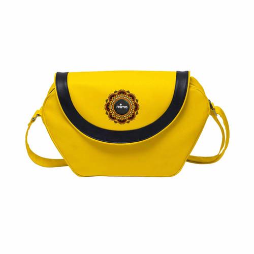 Mima Xari Trendy Change Bag - Yellow
