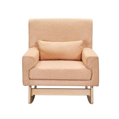 Gaia Serena Rocking/Feeding Chair - Ochre