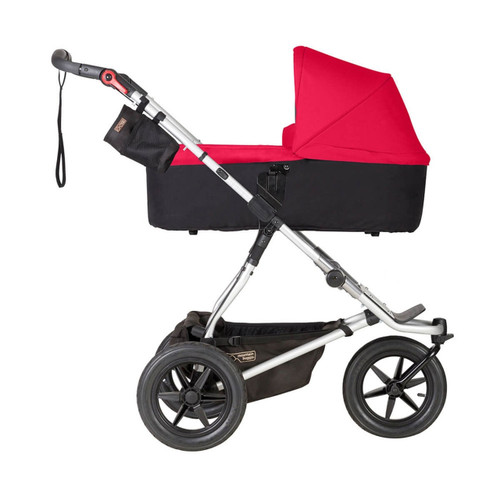 Mountain Buggy Urban Jungle + FREE Carrycot - Berry