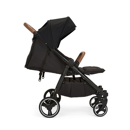 Ickle Bubba Venus Double Stroller - Black