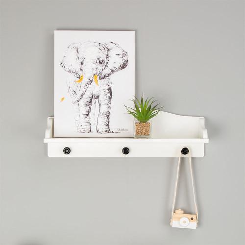 Childhome Elephant Head Oil Painting (30 x 40 cm)