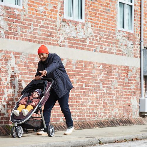 Baby Jogger City Mini 2 - Brick Mahogany