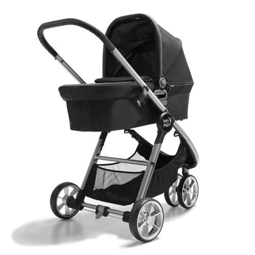 Baby Jogger City Mini 2 + Carrycot - Opulent Black