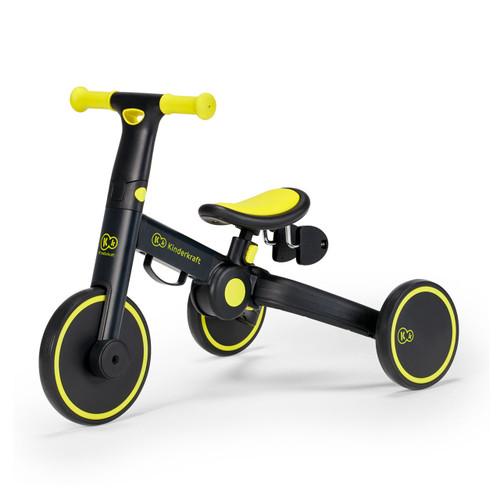 Kinderkraft 4TRIKE Tricycle - Black Volt