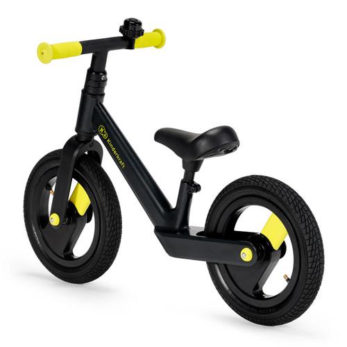 Kinderkraft GOSWIFT Balance Bike - Black Volt