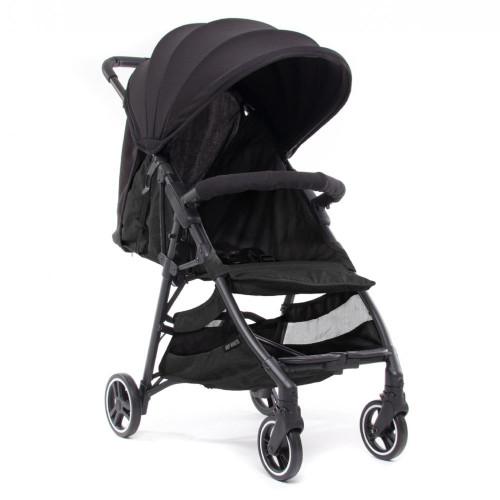 Baby Monsters Kuki Stroller - Black/Black