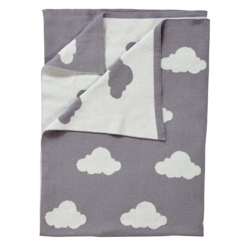 Clair de Lune Cloud Blanket - Grey