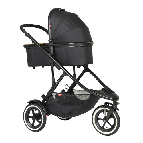 Phil & Teds Sport Verso + Carrycot - Choose Your Colour