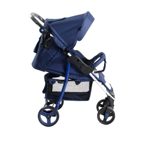 My Babiie MB30 Pushchair by Billie Faiers - Blue Stripes