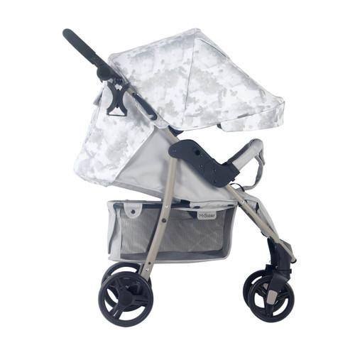 My Babiie MB30 Pushchair by Billie Faiers - Grey Tie Dye