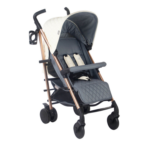 My Babiie MB51 Stroller - Billie Faiers/Quilted Champagne
