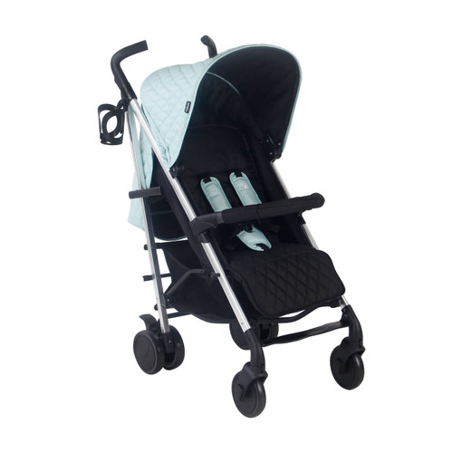 My Babiie MB51 Stroller - Billie Faiers/Quilted Aqua