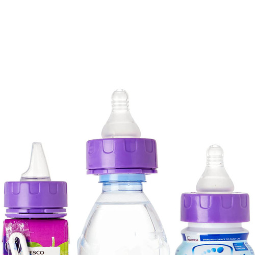Itsy Guzzler 3-in-1 Drinking Adapter