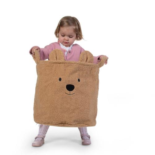 Childhome Teddy Basket 40cm - Beige