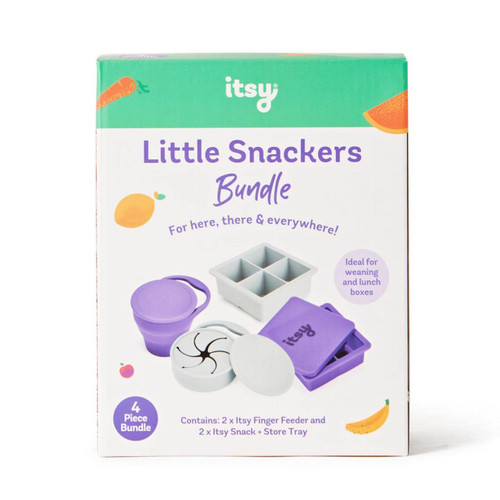 Itsy Little Snackers Bundle