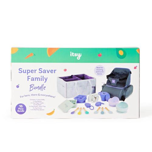 Itsy Super Saver Family Bundle