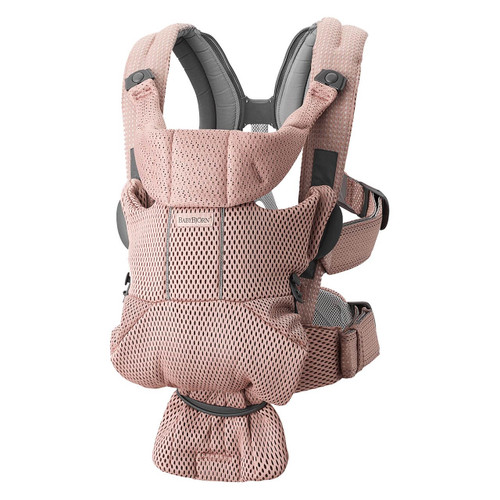 Babybjorn Move Carrier - Dusty Pink 3D Mesh