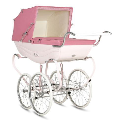 Silver Cross Balmoral - Pink
