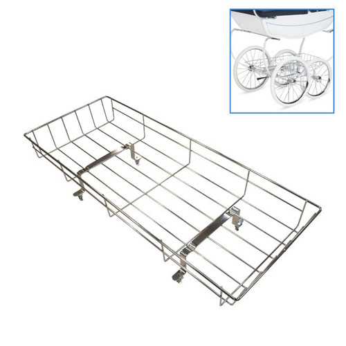 Silver Cross Dolls Shopping Tray - Chrome