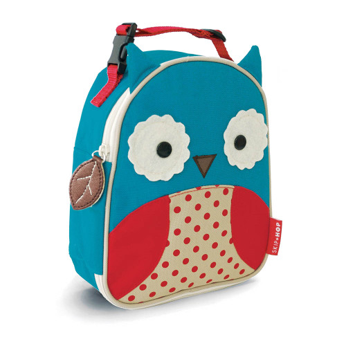 Skip Hop Zoo Lunchies - Owl - Side