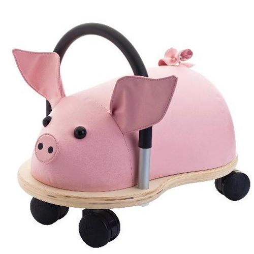 Wheelybug Pig - Large